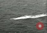 Image of German submarine Atlantic Ocean, 1947, second 9 stock footage video 65675059306