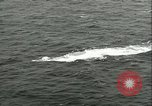 Image of German submarine Atlantic Ocean, 1947, second 10 stock footage video 65675059306