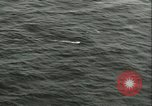 Image of German submarine Atlantic Ocean, 1947, second 8 stock footage video 65675059307