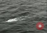 Image of German submarine Atlantic Ocean, 1947, second 2 stock footage video 65675059308