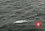 Image of German submarine Atlantic Ocean, 1947, second 3 stock footage video 65675059308