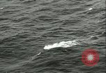 Image of German submarine Atlantic Ocean, 1947, second 4 stock footage video 65675059308