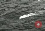 Image of German submarine Atlantic Ocean, 1947, second 5 stock footage video 65675059308