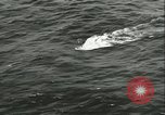 Image of German submarine Atlantic Ocean, 1947, second 6 stock footage video 65675059308