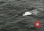 Image of German submarine Atlantic Ocean, 1947, second 10 stock footage video 65675059308