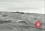 Image of German submarine Atlantic Ocean, 1945, second 1 stock footage video 65675059316
