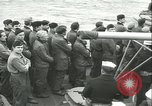 Image of U boat crew Portsmouth New Hampshire USA, 1945, second 2 stock footage video 65675059317