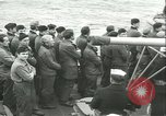 Image of U boat crew Portsmouth New Hampshire USA, 1945, second 3 stock footage video 65675059317