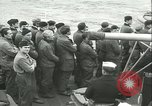 Image of U boat crew Portsmouth New Hampshire USA, 1945, second 4 stock footage video 65675059317