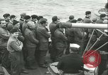 Image of U boat crew Portsmouth New Hampshire USA, 1945, second 5 stock footage video 65675059317