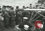 Image of U boat crew Portsmouth New Hampshire USA, 1945, second 6 stock footage video 65675059317