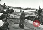 Image of U boat crew Portsmouth New Hampshire USA, 1945, second 9 stock footage video 65675059317