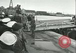 Image of U boat crew Portsmouth New Hampshire USA, 1945, second 12 stock footage video 65675059317