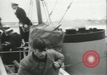 Image of U boat crew Portsmouth New Hampshire USA, 1945, second 3 stock footage video 65675059318