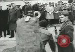Image of U boat crew Portsmouth New Hampshire USA, 1945, second 8 stock footage video 65675059318