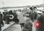 Image of U boat crew Portsmouth New Hampshire USA, 1945, second 11 stock footage video 65675059318