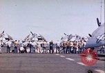 Image of USS Guadalcanal Atlantic Ocean, 1944, second 5 stock footage video 65675059325