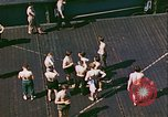 Image of German prisoners Atlantic Ocean, 1944, second 5 stock footage video 65675059327