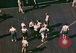 Image of German prisoners Atlantic Ocean, 1944, second 6 stock footage video 65675059327