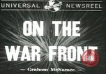 Image of British Forces European Theater, 1941, second 1 stock footage video 65675059331