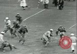 Image of football game Baltimore Maryland USA, 1941, second 7 stock footage video 65675059335
