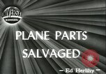 Image of wrecked planes California United States USA, 1944, second 1 stock footage video 65675059350
