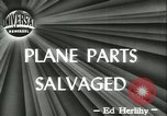 Image of wrecked planes California United States USA, 1944, second 4 stock footage video 65675059350