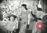 Image of summer collection New York United States USA, 1944, second 9 stock footage video 65675059352