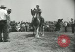 Image of auction of horses Los Angeles California USA, 1944, second 12 stock footage video 65675059353