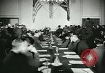 Image of Germany signing documents of unconditional surrender Germany, 1945, second 8 stock footage video 65675059357