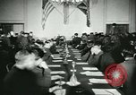 Image of Germany signing documents of unconditional surrender Germany, 1945, second 9 stock footage video 65675059357