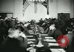 Image of Germany signing documents of unconditional surrender Germany, 1945, second 10 stock footage video 65675059357