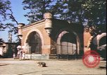 Image of damaged tiergarten zoo Berlin Germany, 1945, second 9 stock footage video 65675059364