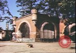 Image of damaged tiergarten zoo Berlin Germany, 1945, second 11 stock footage video 65675059364