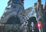 Image of Kaiser Wilhelm's Church Berlin Germany, 1945, second 12 stock footage video 65675059366
