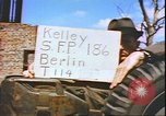 Image of flak tower Berlin Germany, 1945, second 2 stock footage video 65675059367
