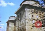 Image of flak tower Berlin Germany, 1945, second 9 stock footage video 65675059367