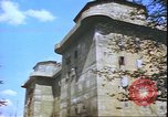 Image of flak tower Berlin Germany, 1945, second 10 stock footage video 65675059367