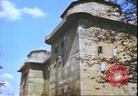 Image of flak tower Berlin Germany, 1945, second 12 stock footage video 65675059367