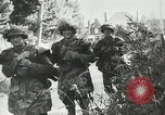 Image of Allied paratroopers France, 1944, second 5 stock footage video 65675059372