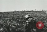 Image of German forces battle invading Allied forces Normandy France, 1944, second 11 stock footage video 65675059374