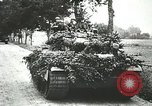 Image of German troops Western Front European Theater, 1944, second 8 stock footage video 65675059381