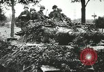 Image of German troops Western Front European Theater, 1944, second 11 stock footage video 65675059381