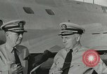 Image of General MacArthur confers with Admirals Kinkaid and van Hook Brisbane Australia, 1944, second 9 stock footage video 65675059383
