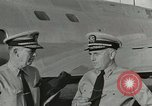 Image of General MacArthur confers with Admirals Kinkaid and van Hook Brisbane Australia, 1944, second 10 stock footage video 65675059383