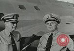 Image of General MacArthur confers with Admirals Kinkaid and van Hook Brisbane Australia, 1944, second 12 stock footage video 65675059383