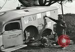Image of Allied vehicles Anzio Italy, 1944, second 6 stock footage video 65675059384