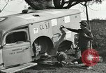 Image of Allied vehicles Anzio Italy, 1944, second 8 stock footage video 65675059384