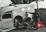 Image of Allied vehicles Anzio Italy, 1944, second 9 stock footage video 65675059384