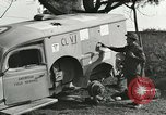 Image of Allied vehicles Anzio Italy, 1944, second 10 stock footage video 65675059384
